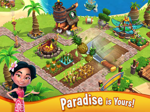 Paradise Bay screenshot 6