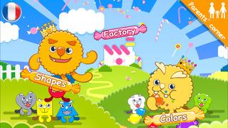 Colors & Shapes. screenshot 1