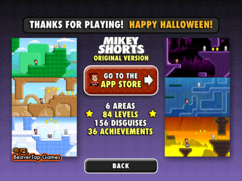 Mikey Shorts Halloween screenshot 10