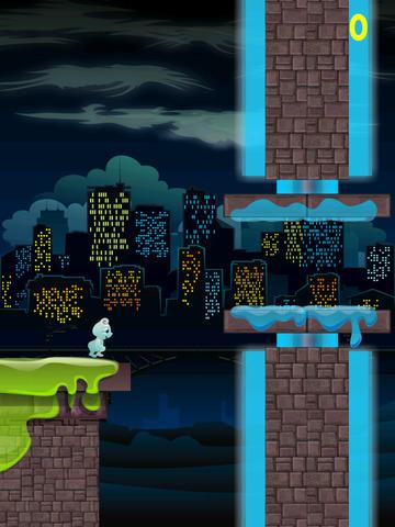 Jumpy Ghost - Crossy Edition screenshot 4