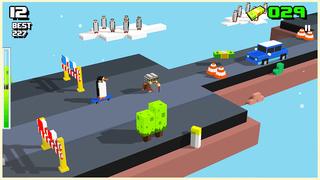Skatelander - Endless Arcade Skateboarding screenshot 5