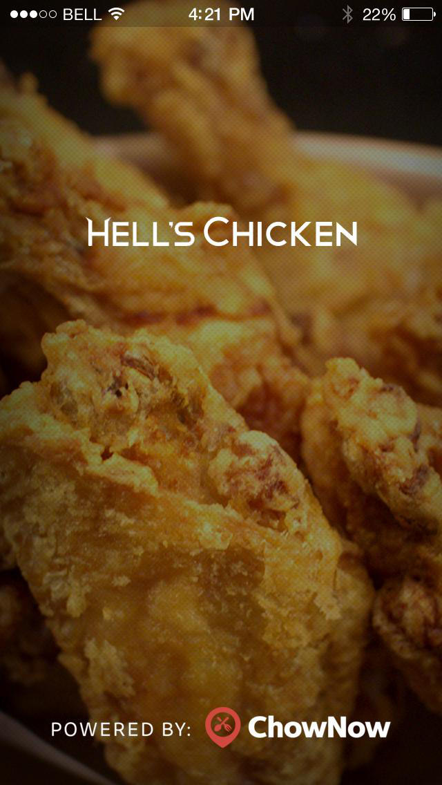Hell's Chicken screenshot 1