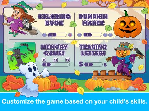 Halloween Games for Kids! screenshot 10