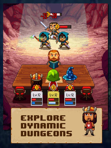 Knights of Pen & Paper 2 screenshot 10
