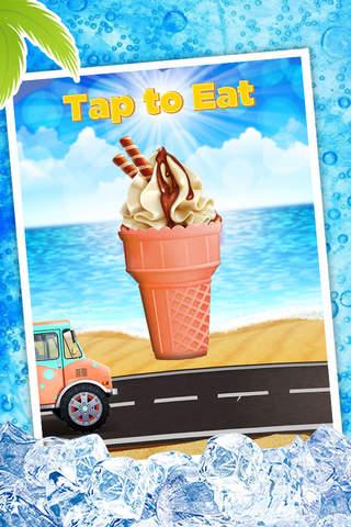 Ice Cream Maker - Make Summer Drinks - náhled