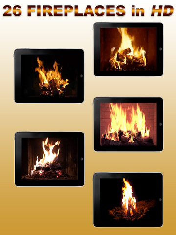 Fireplace © screenshot 4