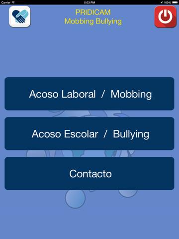 Mobbing Bullying screenshot 7