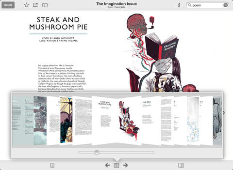 Popshot Magazine screenshot 10