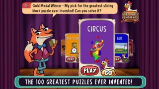 Baffles Classic Puzzles screenshot 1