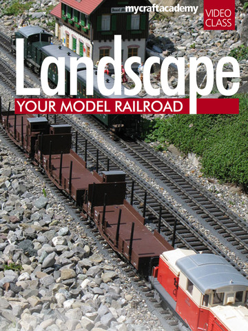 Landscape your Model Railroad screenshot 6