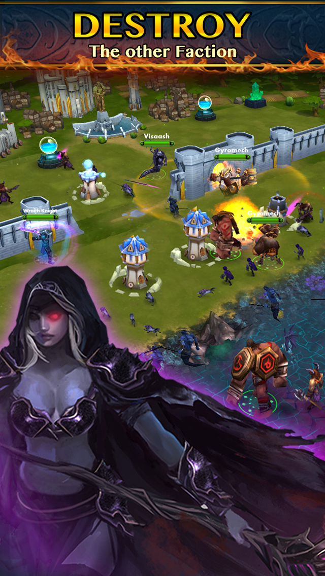 Legend Borne screenshot 5