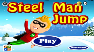 Steel Man Jump PRO screenshot 3