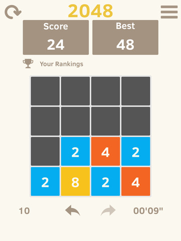 2048 4096 8192 screenshot 6