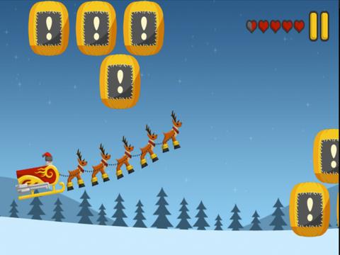 Santa Rescue Christmas Games screenshot 5