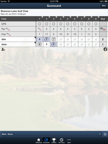 Shannon Lake Golf Club screenshot 9