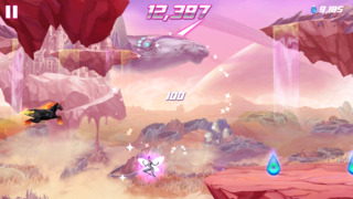 Robot Unicorn Attack 2 screenshot 2