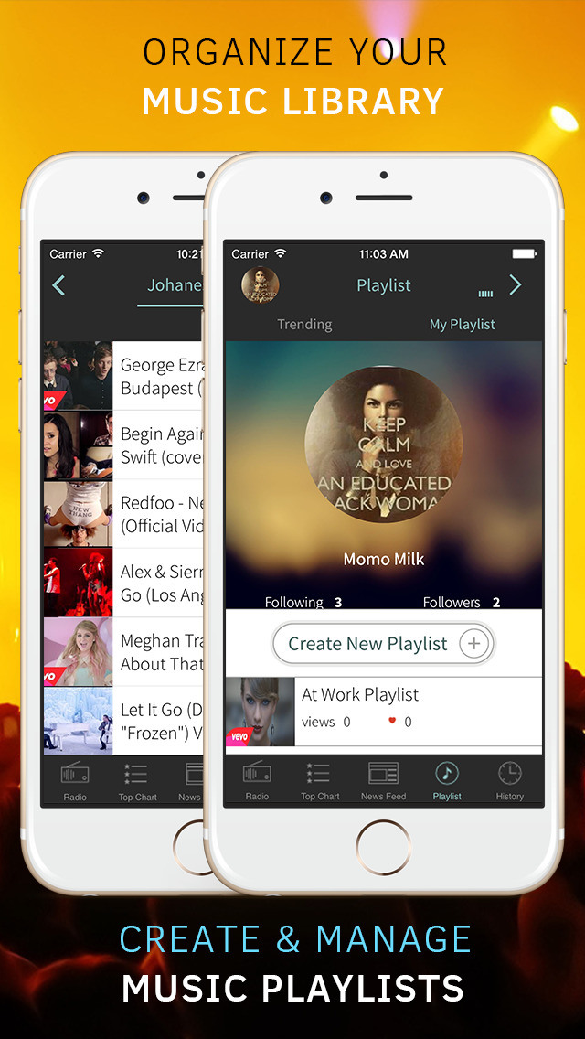 Free Music for iOS 8: Best Audio Song and Video Player for