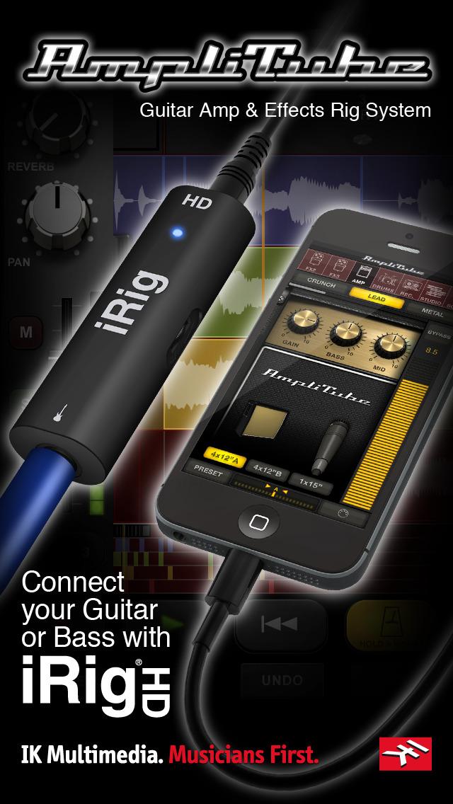 AmpliTube LE screenshot 2