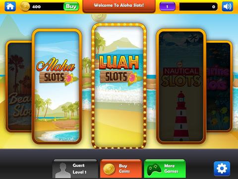 Beach Vacation Slots Fun Lucky Atlantic 777 Casino screenshot 10
