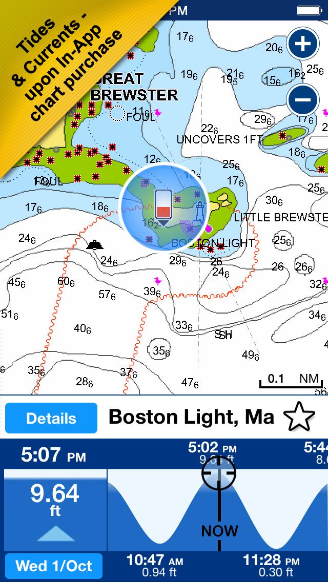 Boating Marine & Lakes screenshot 4