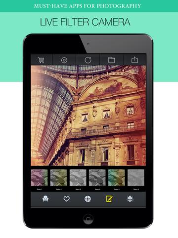 Photo 360+ Pro - Best Photo Editor and Stylish Camera Filters Effects screenshot 9