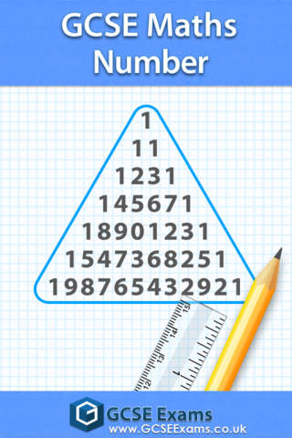 GCSE Maths : Number Revision Lite - náhled