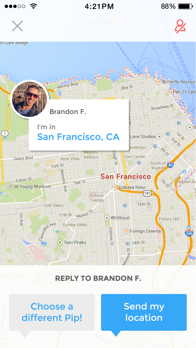Pip – messaging made easy screenshot 4
