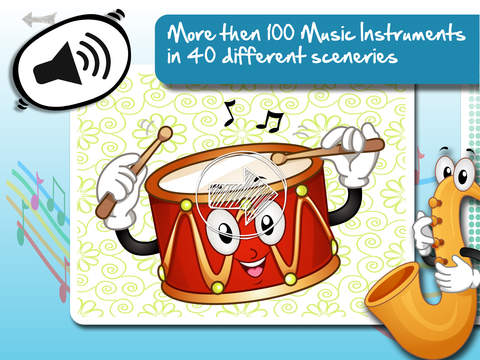 Sound Game Music Instruments for kids age 2 and 3 screenshot 10