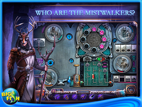 Mystery Case Files: Dire Grove, Sacred Grove HD - A Hidden Object Detective Game screenshot #3