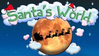 Santa's World: An Educational Christmas Game for Kids and Elves screenshot 1