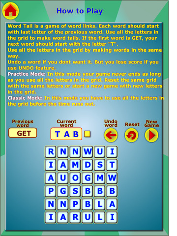 Word Tails HD screenshot 9