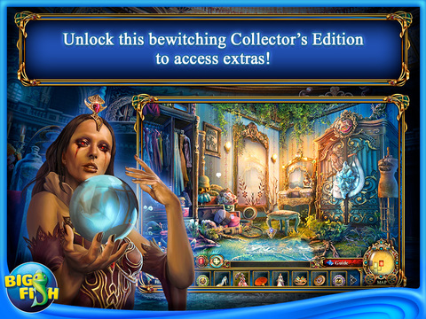 Dark Parables: The Final Cinderella HD - A Hidden Objects Fairy Tale Adventure (Full) screenshot 4