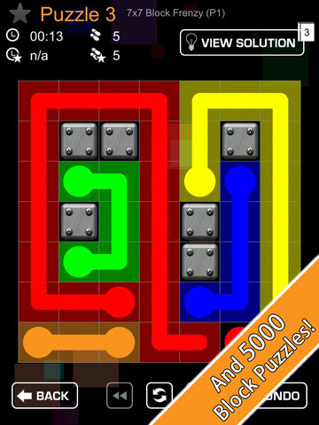 Link Ultimate - 20,000 puzzles w/ Bridges & Blocks! screenshot 9