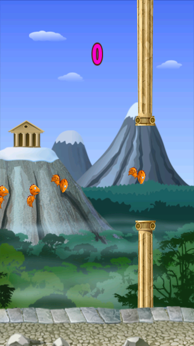 Stomp the Dragons screenshot 1