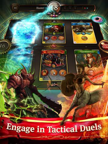 Earthcore: Shattered Elements - Epic Card Battle Game (TCG) screenshot 7