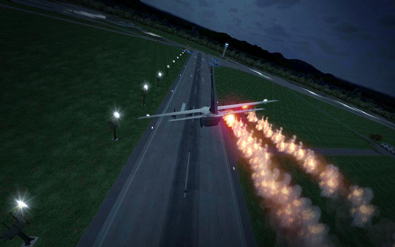 Airport Firefighters - The Simulation screenshot 1