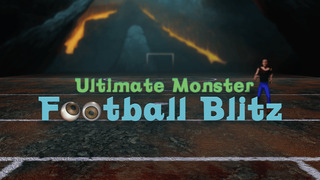 Ultimate Monster Football Blitz - best soccer sport game screenshot 3