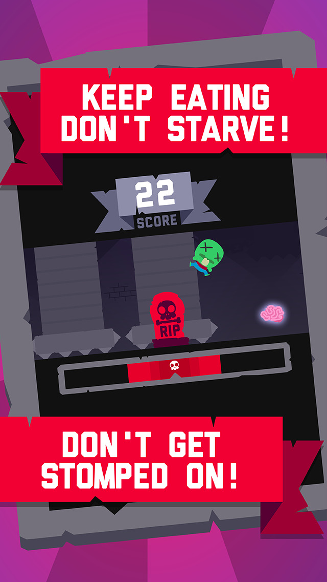 Zombie Stompers - Don't Crush the Dead screenshot #3