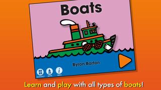 Boats - Byron Barton screenshot 1
