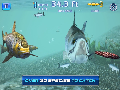 Fishing Kings Free+ screenshot 8