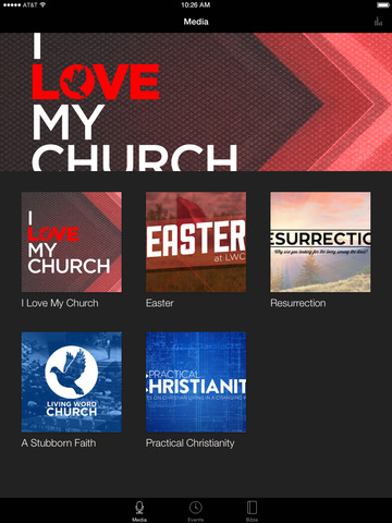 Living Word Church screenshot 4