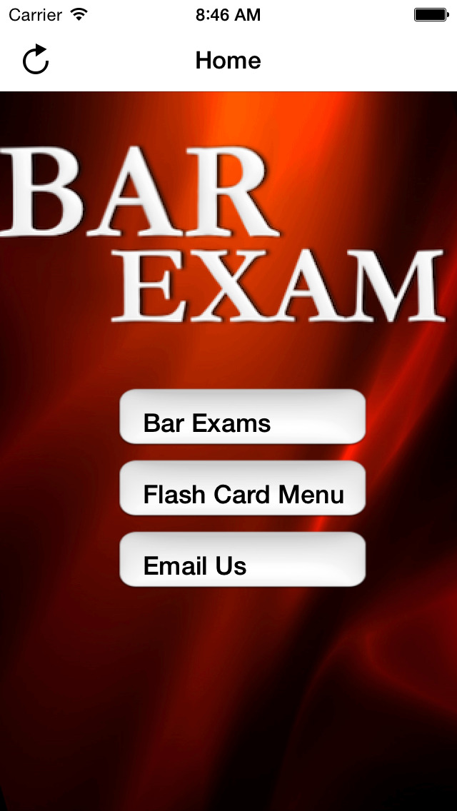 Bar Exam Buddy 2020 screenshot 1