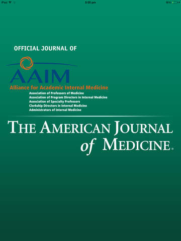 American Journal of Medicine screenshot 6