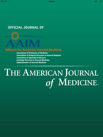 The American Journal of Medicine screenshot 6