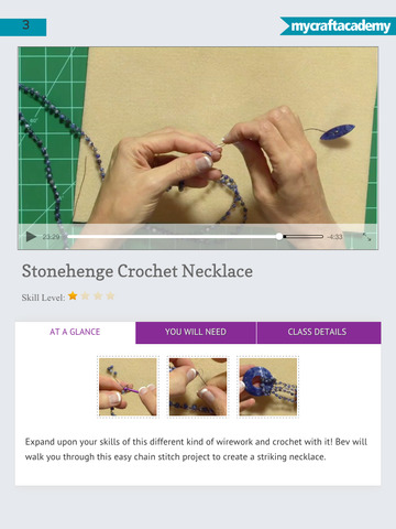 Introduction to Wire Knitting & Crochet screenshot 10