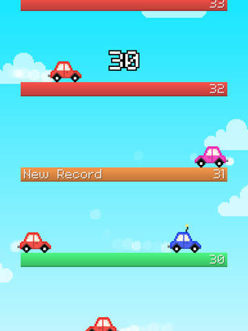Jump Car screenshot 10