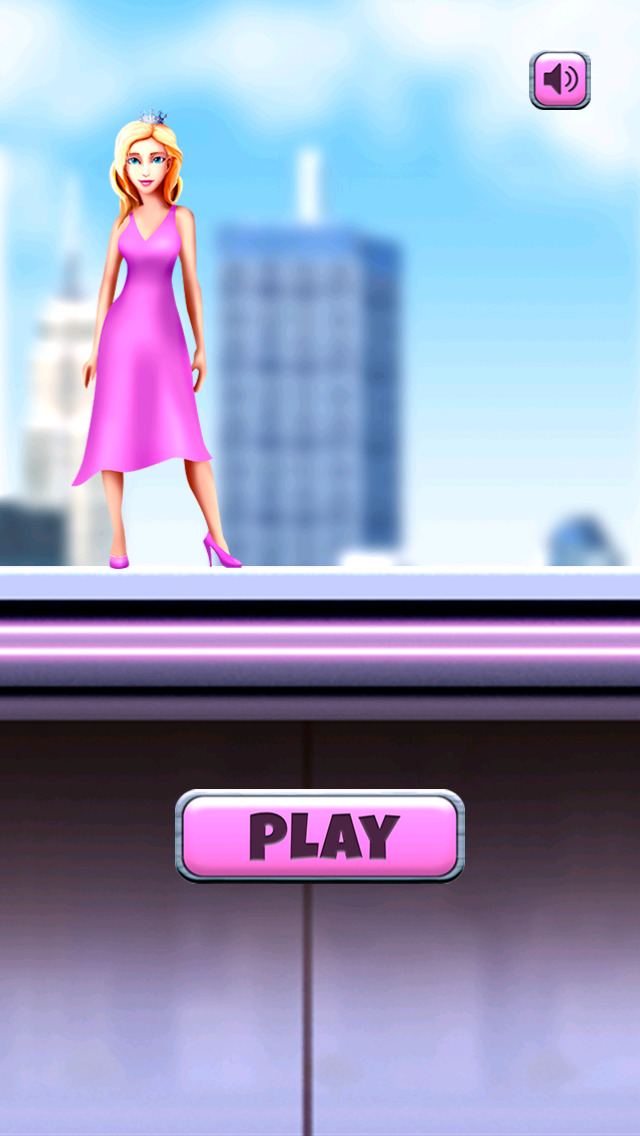 Princess Fun Run - Free and Challenging Amazing Girl Thief Running Game screenshot 1