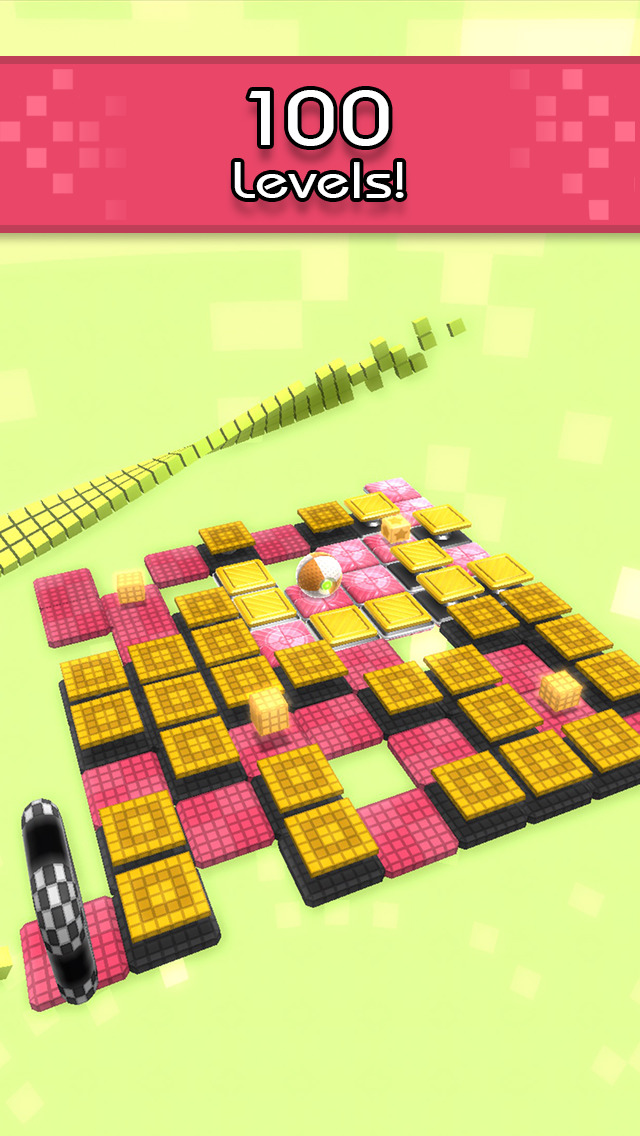Unpixelate (3D puzzle) screenshot 4