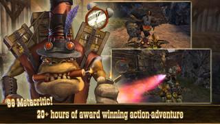 Oddworld: Stranger's Wrath screenshot 3