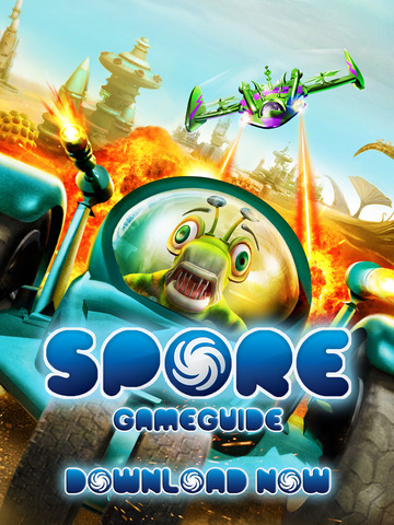 Game Cheats Spore Supermassive Rug Staff Edition - náhled